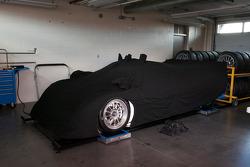#01 Chip Ganassi Racing with Felix Sabates BMW Riley under cover