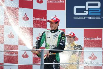 2010 GP2 Monza podium: race winner Christian Vietoris