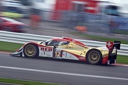 #12 Rebellion Racing Lola B10/60 Coupé - Rebellion: Nicolas Prost, Neel Jani
