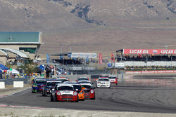 #196 RSR Motorsports Mini Cooper S: Dicky Riegel, BJ Zacharias