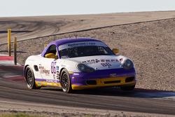 #86 Prey Racing Boxster: Chris Prey