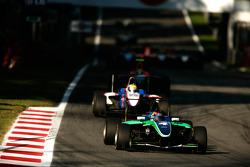 Robert Wickens leads Nico Muller