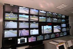 Twin Ring Motegi control room