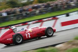 Richard Attwood, Ferrari 246 Dino