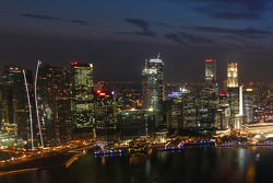 Singapur y el Marina Bay Street Circuit