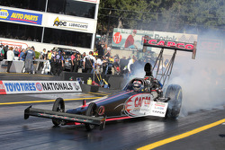 Steve Torrance, Capco Racing/Tuttle Motorsports 2008 Hadman Dragster