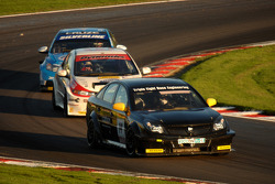 James Nash leads Gordon Shedden and Jason Plato