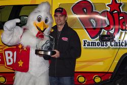 Le poleman Jeff Gordon, Hendrick Motorsports Chevrolet
