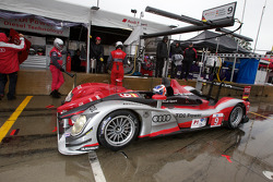 #9 Audi Sport Team Joest Audi R15: Marcel Fässler, Andre Lotterer, Benoit Treluyer
