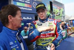 Jari-Matti Latvala discusses Ford Focus ride heights with M-Sport Chief Malcolm Wilson