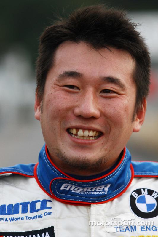 Yoshihiro Ito, Liqui Moly Team Engstler BMW 320si