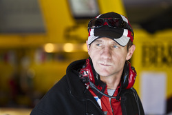 Greg Erwin, crew chief for Greg Biffle, Roush Fenway Racing Ford