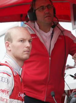 Alexandre Prémat, Audi Sport Team Phoenix Audi A4 DTM, avec Ernst Moser, Audi Sport Team Phoenix