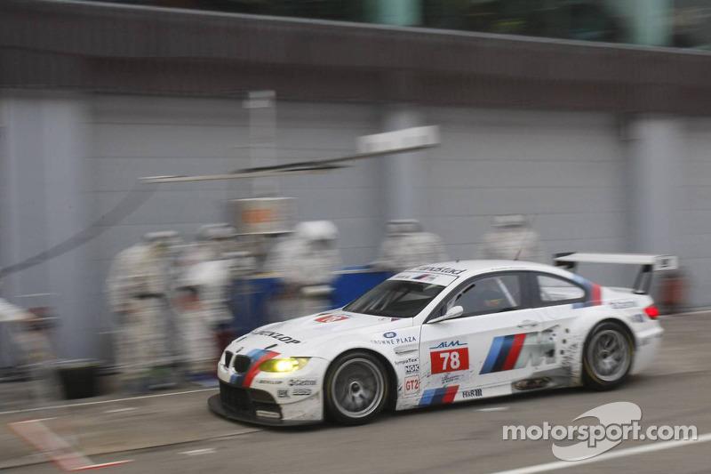 Pitstop #78 BMW Team Schnitzer BMW M3: Jörg Müller, Dirk Werner