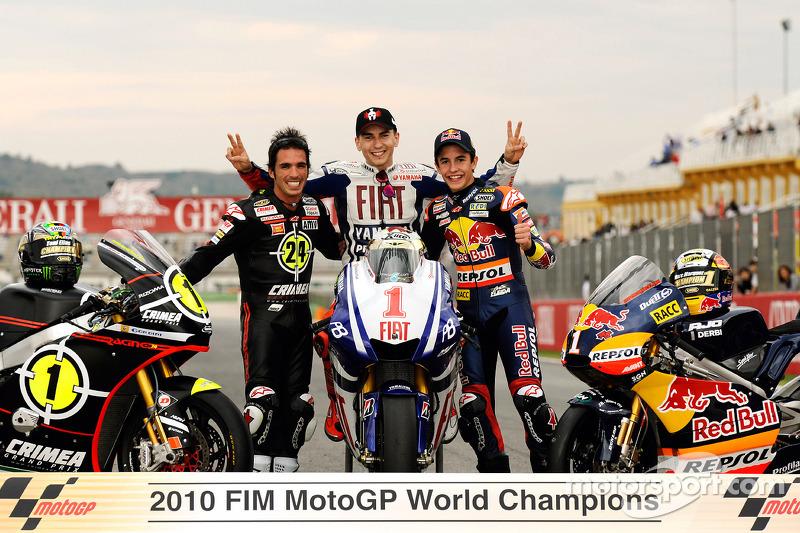 2010 - Le titre en Moto2