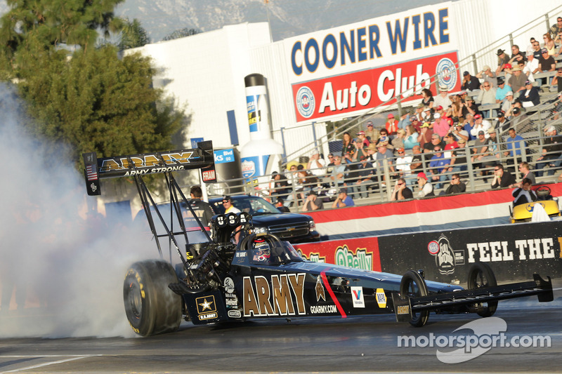Tony Schumacher, US Army DSR Dragster
