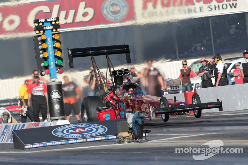 Scott Palmer, Tigerflow McKinney Dragster