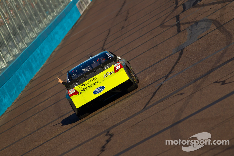 Race winnaar Carl Edwards, Roush Fenway Racing