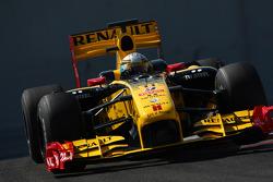 Jérôme d'Ambrosio, Renault F1 Team