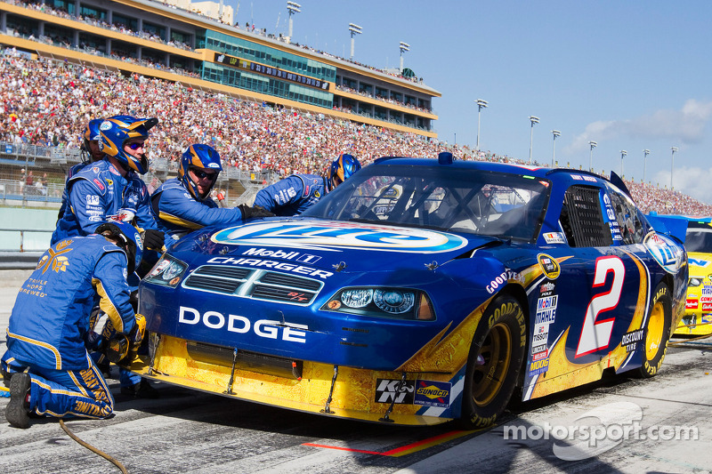 Pitstop Kurt Busch, Penske Racing Dodge