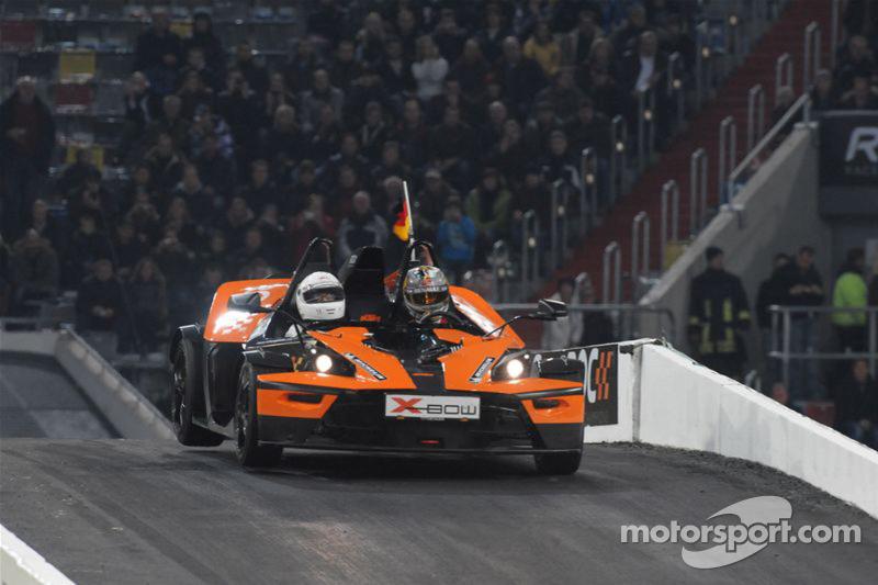 2010: Феттель и Шумахер опять первые в Кубке наций