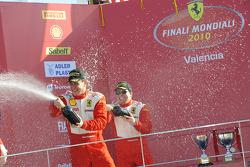Ferrari Challenge North America, race 1