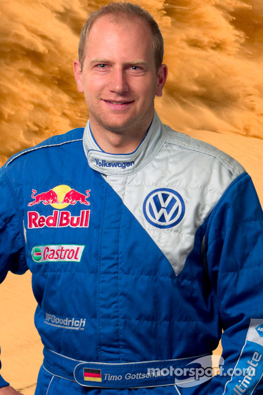 Volkswagen Motorsport: corijder Timo Gottschalk