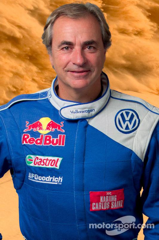 Volkswagen Motorsport: rijder Carlos Sainz