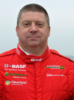 Team Dessoude: rijder Frédéric Chavigny