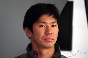 Kamui Kobayashi is 'cool'