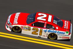 Trevor Bayne, Wood Brothers Racing, Ford
