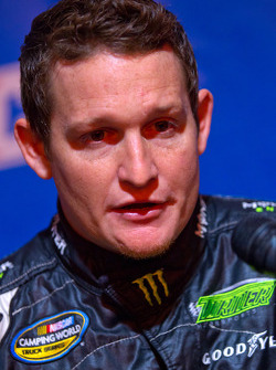 NASCAR Camping World Truck Series driver Ricky Carmichael