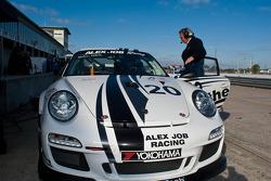 #20 Alex Job Racing WeatherTech.com Porsche GT3: Cooper MacNeil