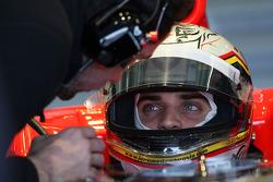 Jerome d'Ambrosio, Test Driver, Marussia Virgin Racing