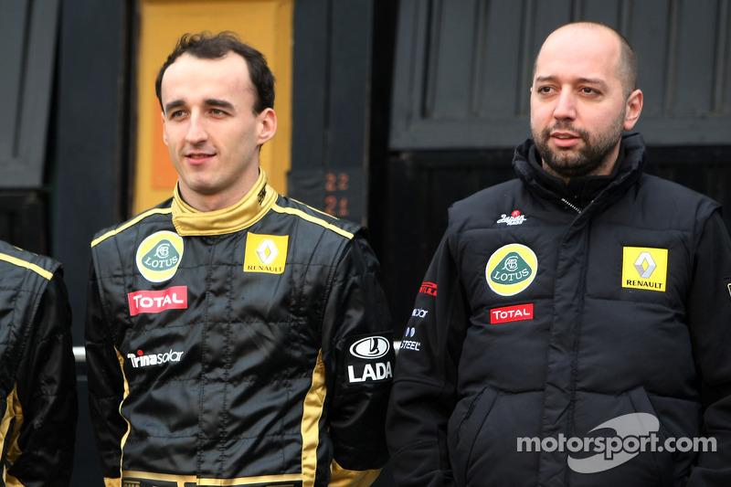 2011 - Robert Kubica, Lotus