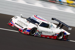 #23 United Autosports avec Michael Shank Racing Ford Riley: Mark Blundell, Zak Brown, Martin Brundle, Mark Patterson