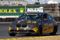 #33 Kinetic Motorsports BMW M3 Coupe: Jade Buford, Bryan Sellers