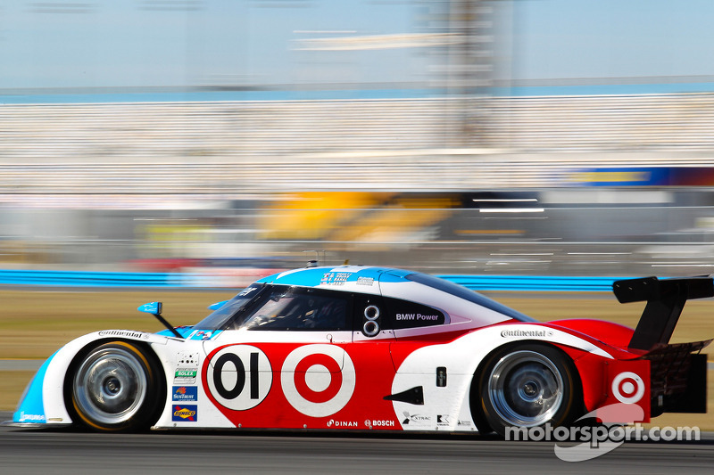2011: #01 Chip Ganassi Racing, Riley-BMW