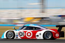 #01 Chip Ganassi Racing with Felix Sabates, BMW Riley: Joey Hand, Scott Pruett, Graham Rahal, Memo Rojas