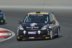 #82 Jet Black Racing Renault Clio III: Anders Majgaard, Brian Borger, Dan Träger, Ronnie Bremer