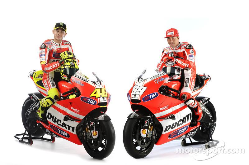 2011: Das Abenteuer Ducati beginnt