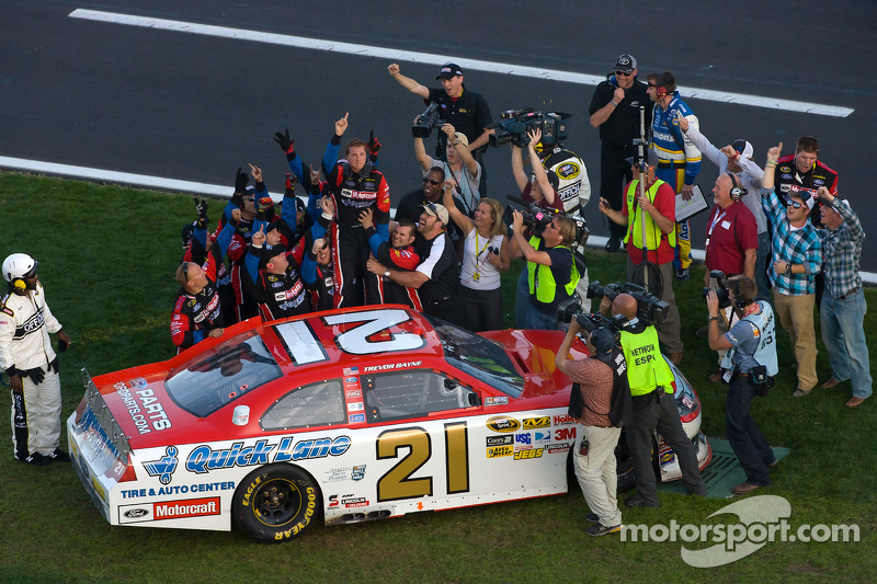 8. 2011 Daytona 500 - The upset