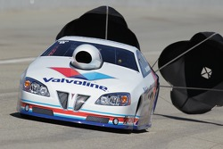 Ron Krisher in his Valvoline Pontiac GXP