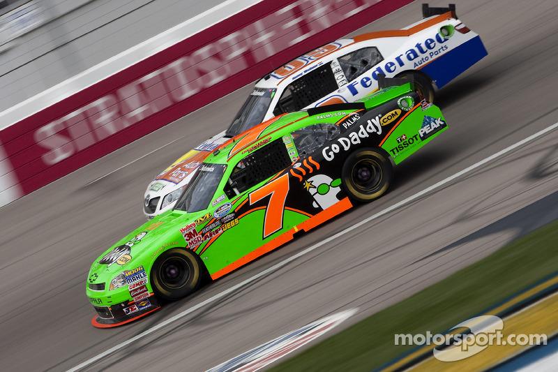 Best career-result in the NASCAR Xfinity Series