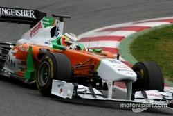 Nico Hulkenberg, Test Driver, Force India
