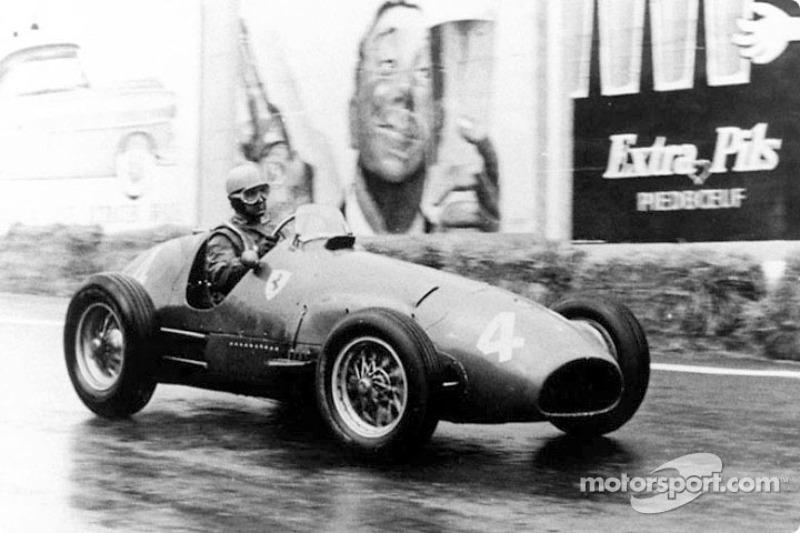 Alberto Ascari: 5 Grand Chelem