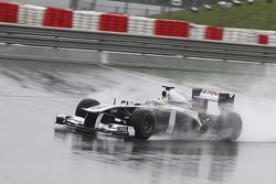 Pastor Maldonado, Williams FW33
