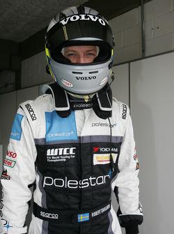 Robert Dahlgren, Volvo C30, Polestar Volvo