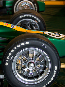 KV Racing Technology-Lotus car detail