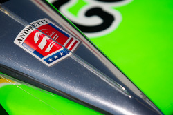 Car detail, Mike Conway, Andretti Autosport